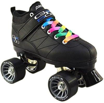 Pacer GTX-500 Quad Roller Skates - best budget