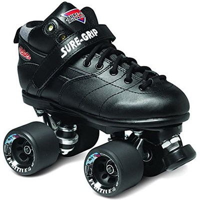 Sure-Grip Rebel Roller Skates