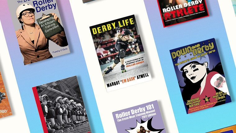 best roller derby books