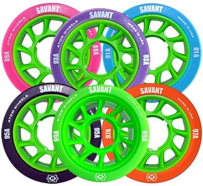 ATOM Savant Skate Wheels