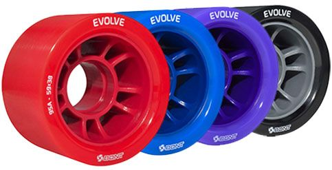 BONT Evolve Roller Derby Skate Wheels