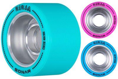 Sonar Ninja Wheels